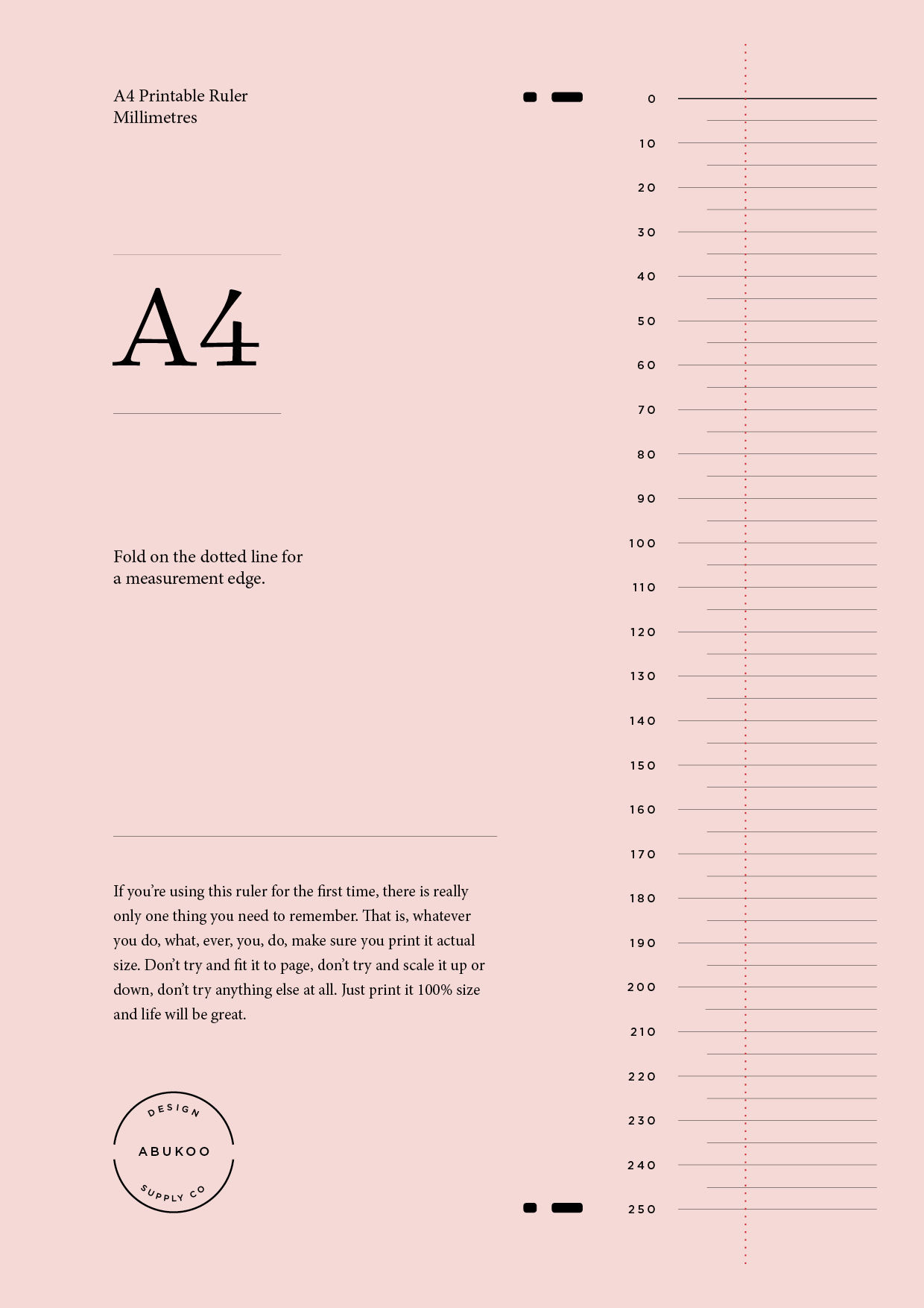 Printable Ruler Design | Printable Ruler, Book Design