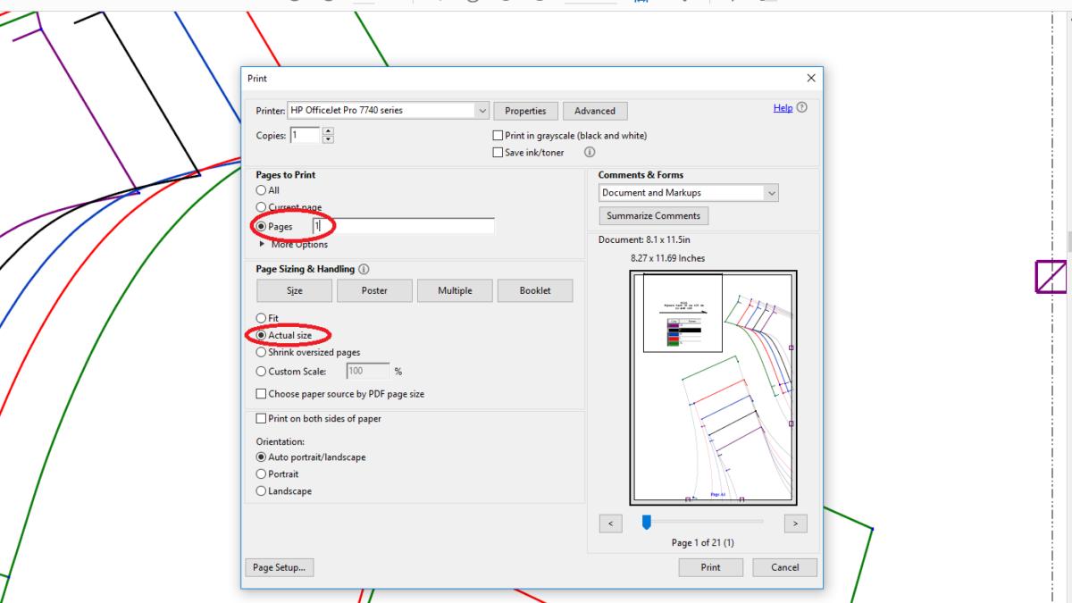 Printable Sewing Patterns | Cad Patterns - Fashion Design
