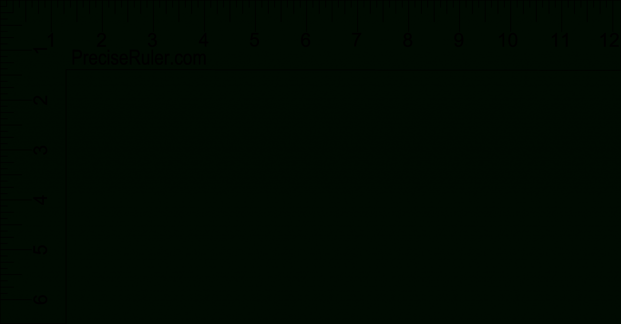 Ruler Online Inches - Bakara.luckincsolutions