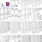 Templates Other Misc | Doll House, Ruler Gifts, Templates