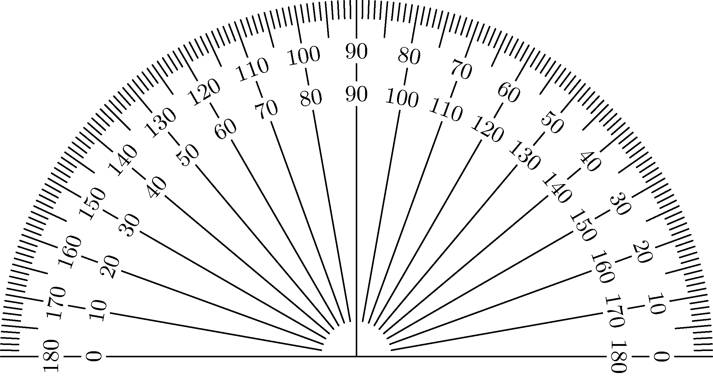 Tonja Lenderman Found The Perfect Printable Protractor For