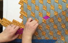 Tumbling Blocks Madweave Process