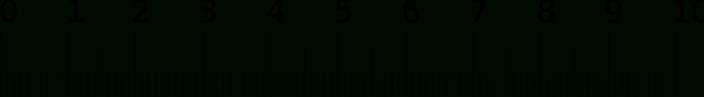 Vector Measure Ruler Transparent & Png Clipart Free Download