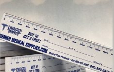 Printable Wound Care Ruler