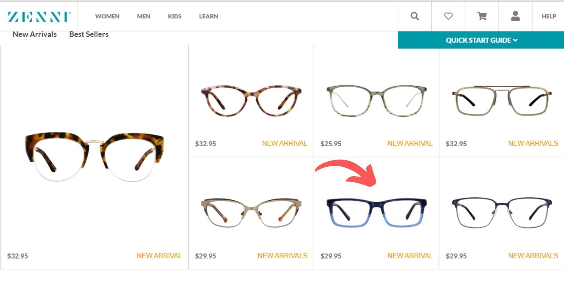 Zenni Optical Coupon, Promo Code, Discount: Up To 35% Off